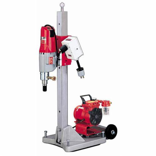 Milwaukee® 4120-22 Vac-U-Rig® Diamond Coring Rig, 4.8 hp, 120 VAC, 20 A, Bare Tool