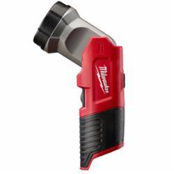Milwaukee® 49-24-0146 M12™ Fixed Focus Rechargeable Cordless Work Light, LED, 12 V, REDLITHIUM™ Battery