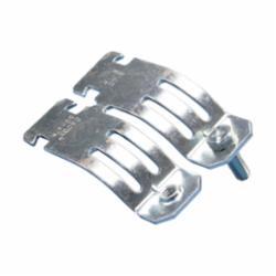 Caddy® RIGD0150EG 1-Piece Mechanical Strut Clamp, 1-1/2 in Conduit, 800 lb Load, 1.9 in OD, Steel