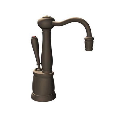 Insinkerator® Indulge™ 44390E FGN2200 Antique™ Instant Hot Water Dispenser Faucet, 1 Handle, Mocha Bronze, Residential