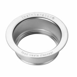 Insinkerator® 70129D Sink Flange, For Use With InSinkErator® Garbage Disposal, Stainless Steel