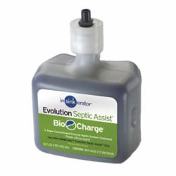 Insinkerator® Bio-Charge® 74673 Bio-Charge Refill, 473 mL, Liquid, Blue, Lemon