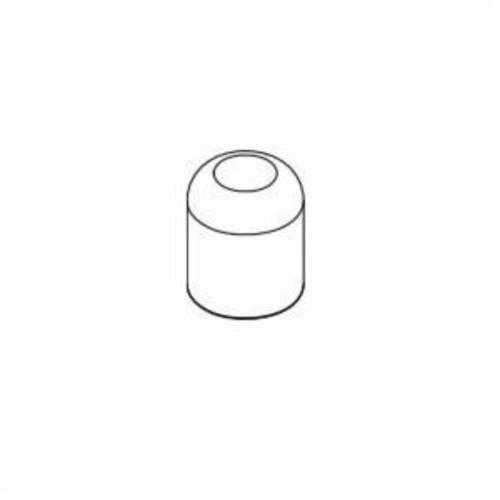 IPEX Corzan® 059116 Pipe Cap, 3 in, Socket, SCH 80/XH, CPVC