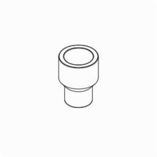 IPEX Corzan® 059470 Reducing Pipe Coupling, 3 x 2 in, Socket, SCH 80/XH, CPVC