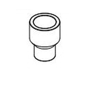 IPEX Corzan® 059624 Pipe Reducer Coupling, 2 x 3/4 in, Socket, SCH 80/XH, CPVC
