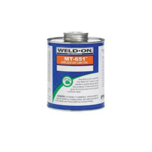 Weld-On® 10012 Empty Metal Can With 1-3/4 in Neck, 1 gal