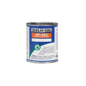 Weld-On® 10014 Empty Metal Can, 1 qt