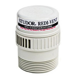 STUDOR® REDI-VENT™ 20349 Adapter, ABS, Domestic