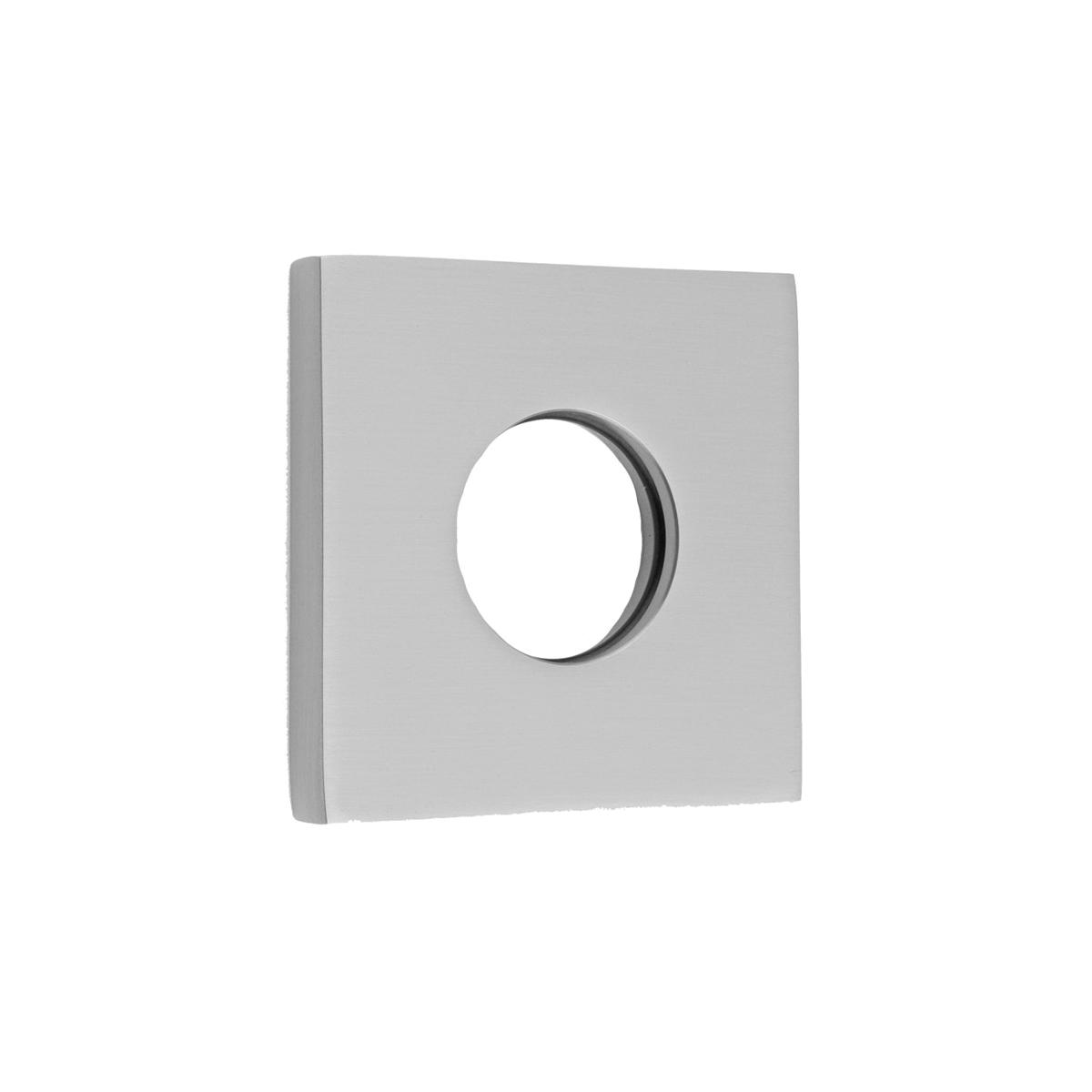 Jaclo® 6007-SN Sliding Square Escutcheon, Solid Brass, Satin Nickel