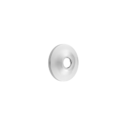 Jaclo® 7463-ORB Sure Grip Low Pattern Escutcheon, For Use With 1/2 in Copper Tubing, Oil Rubbed Bronze