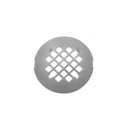 Jaclo® 6236-SN Snap-In Shower Drain Plate, 4-1/4 in Dia