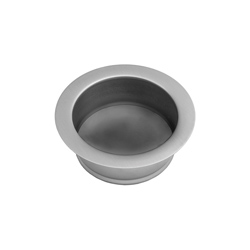 Jaclo® 2815-F-ORB Garbage Disposal Flange Only, For Use With ISE/Evolution Series, Kenmore, KitchenAid and Maytag, Brass