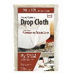 Jones Stephens™ G02011 Drop Cloth, 8 oz, 12 ft L x 9 ft W, Cotton Canvas
