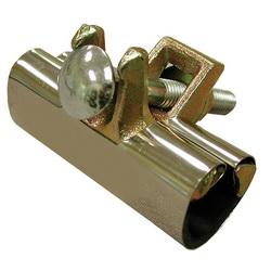 Jones Stephens™ R60200 Repair Clamp, 6 in Pipe, Stainless Steel, Domestic