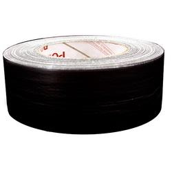 Jones Stephens™ T20023 Premium Grade Duct Tape, 2 in W x 180 ft L, 10 mil THK, Reinforced Cloth, Black