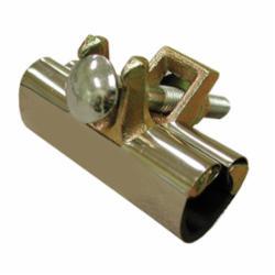 Jones Stephens™ R60050 2-Bolt Repair Clamp With Neoprene Gaskets, 6 in Pipe, 301 Stainless Steel