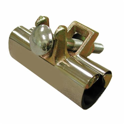 Jones Stephens™ R60100 2-Bolt Repair Clamp With Neoprene Gaskets, 6 in Pipe, 301 Stainless Steel