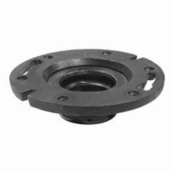 Jones Stephens™ C47420 Two Finger Flange, 4 x 2 in Pipe, Cast Iron, Domestic