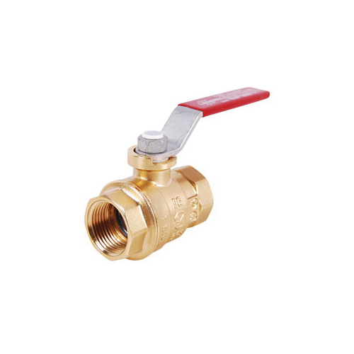 LEGEND 101-023 T-1001 Traditional Ball Valve, 1/2 in, FNPT, Forged Brass Body, Full Port, Import