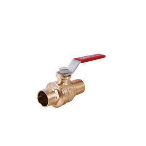 LEGEND 101-045NL S-1001NL Ball Valve, 1 in, C, Forged Brass Body, Full Port, Import