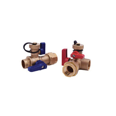 LEGEND 101-149NL Tankless Water Heater Valve Kit With Pressure Reducing Valve, 3/4 in FNPT Union x FNPT, Domestic