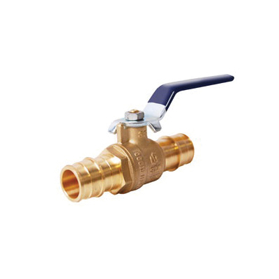 LEGEND 101-545NL T-1960NL Ball Valve, 1 in, PEX, Brass Body, Full Port, Import