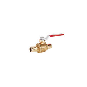 LEGEND 101-585NL T-806NL Ball Valve, 1/2 in, PEX, Brass Body, Full Port, Import