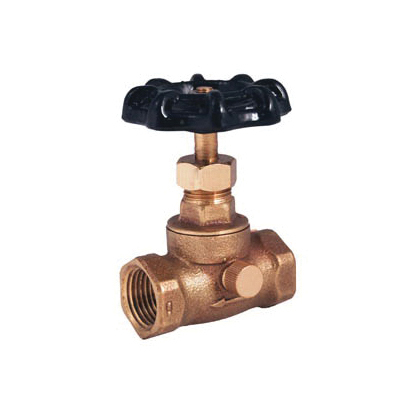 LEGEND 107-123NL T-511NL Stop and Waste Valve, 1/2 in, FNPT, Cast Brass Body, Import