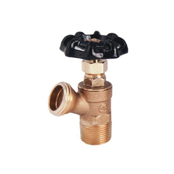LEGEND 107-143NL T-521NL Boiler Drain Valve, 1/2 in, MNPT, 125 psi, Brass Body, Import
