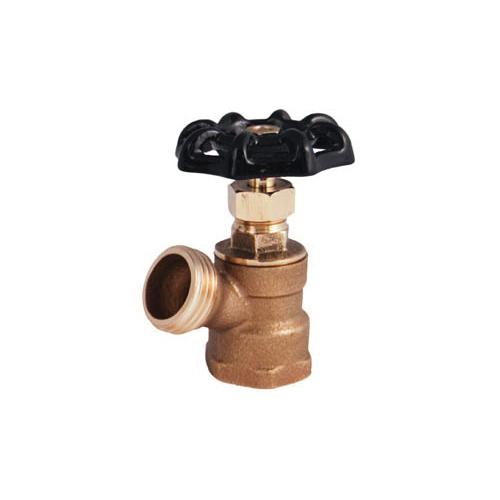 LEGEND 107-155NL T-522NL Traditional Boiler Drain, 3/4 in, FNPT, 125 psi CWP, Brass Body, Import
