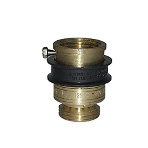 LEGEND 107-196 T-554 Vacuum Breaker, 3/4 in, Female Garden Hose Thread x Male Garden Hose Thread, Brass Body, Import