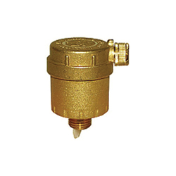 LEGEND 110-331 T-70 Automatic Hot Water Air Vent, 1/8 in, MNPT, 200 psig WOG, 250 deg F, Forged Brass, Import