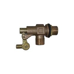 LEGEND 111-235 T-31 Mechanical Float Valve, 1 in, FNPT x Plain, 125 psi, Bronze Rod, Import