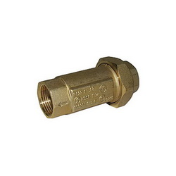 LEGEND 115-104 T-457 Backflow Preventer, 3/4 in, FNPT, Forged Brass Body, Dual Check Backflow, 5.51 gpm, Import