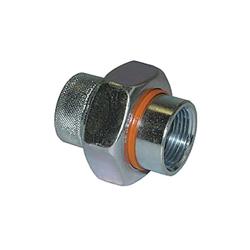 LEGEND 301-304 T-572 Dielectric Union, 3/4 in, FNPT, Carbon Steel, Import