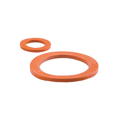 LEGEND 301-435 High Temperature Dielectric Union Steam Gasket, 1 in, 1.12 in ID x 1.58 in OD x 0.12 in THK, Rubber, Import