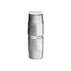 LEGEND 301-503 T-575 Dielectric Nipple, 3/4 in x 3 in L MNPT, Steel, Galvanized, SCH 40/STD, Import