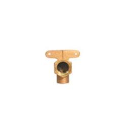 LEGEND 302-229NL High-Ear Elbow, 1/2 in, C x FNPT, Brass, Import