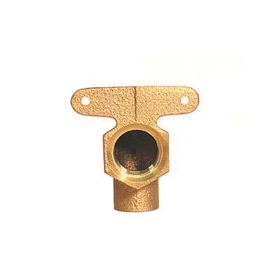 LEGEND 302-229 High-Ear Elbow, 1/2 in, C x FNPT, Brass, Import