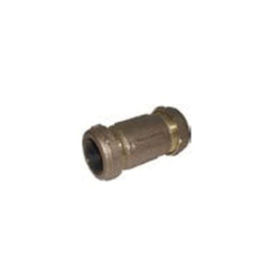 LEGEND 303-126NL Long Pattern Coupling, 1 x 1-1/4 in, Compression x Compression (CTS), Brass, Import