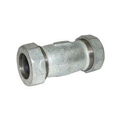 LEGEND 312-315 Insert Coupling, 1 in, Barb, Steel, Import