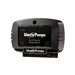 Liberty Pumps® ALM-2 High Liquid Level Alarm, 86 dB Sound, Test/Silence, 115 VAC, Domestic