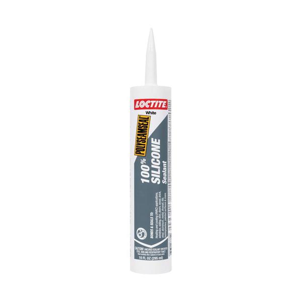 Loctite® Polyseamseal® 1508974 Caulk and Sealant, 10 oz Plastic Cartridge, Clear