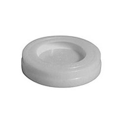 Speciality Products™ P-0014 Cap, For Use With ABS or PVC SCH 40 DWV Pipe and Fitting, Plastic, White, Domestic