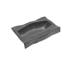 LSP™ TP6030-16-NF Bottom Tub Protector, For Use With Left/Right Hand Drain Tub, 60 x 30 x 16 in Size, Plastic