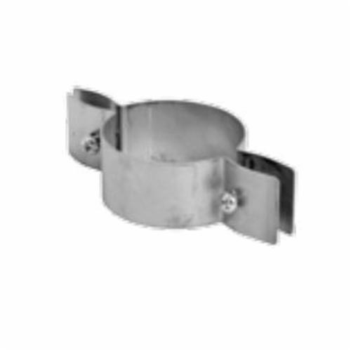 DuraVent® FasNSeal® FSCL4 Support Clamp, 4 in ID, For Use With FasNSeal® Special Gas Vent, Stainless Steel