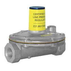 Maxitrol® 325-3L 325-L Gas Pressure Regulator, 3/8 in, NPT, 2 psi, Aluminum Body