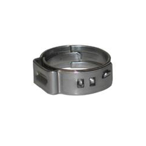 McDonald® OETIKER® 2300SSC 3/4 Pipe Clamp, 3/4 in Pipe/Tube, Stainless Steel, Domestic