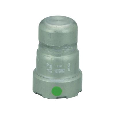 MegaPress® 25755 Pipe Cap, 2 in, Press