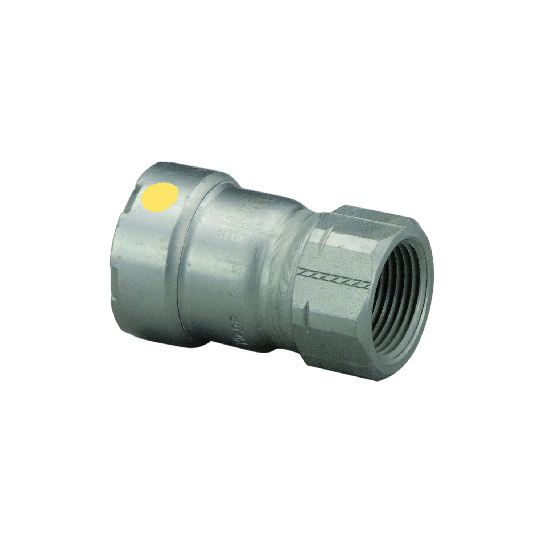 MegaPress®G 25136 Pipe Adapter, 3/4 in, Press x FNPT